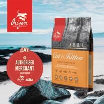 Orijen Cat & Kitten - 5.4kg
