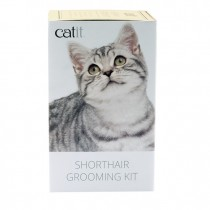Catit Grooming Kit For Shorthair Cats