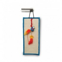 Catit Play Pirates Door Hanger with Catnip - Parrot and Star