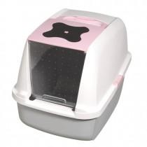 Catit Cat Pan Hooded Regular - Pink