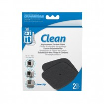Catit Replacement Carbon Filter For Hooded Cat Pan