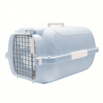 Catit Voyageur Profile Cat Carrier Baby Blue - S