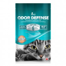 Cat Love Odor Defense Unscented Premium Clumping Cat Litter 12 kg