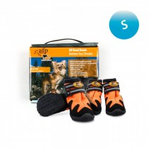 All For Paws - Outdoor Dog Shoes (#2) S - Available in Green & Orange
