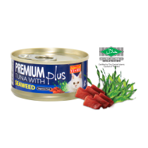 Aristo-Cat ® Premium + Cat Canned Food Tuna with Seaweed 80g