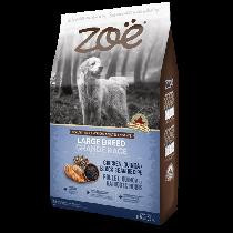 Zoe Dog Chicken, Quinoa & Black Bean Recipe Large Breed 11.5kg