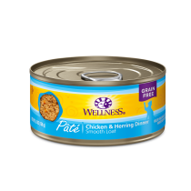 Wellness Cat Canned Complete Health™ Pâté Chicken & Herring  5.5oz
