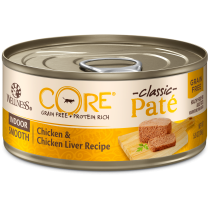 Wellness Cat Canned CORE® Pâté Indoor 5.5oz