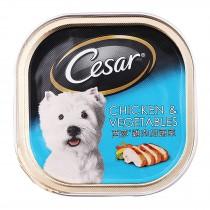 Cesar Chicken & Vegetable 100g