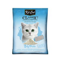 Kit Cat Classic Clump Baby Powder Cat Litter 10 L/7 kg