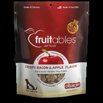 Fruitables Crispy Bacon & Apple Dog Treats 200g