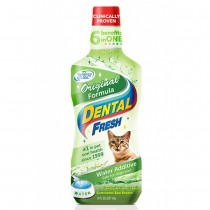 Dental Fresh® Cat Original Formula 8oz. (Out of Stock)