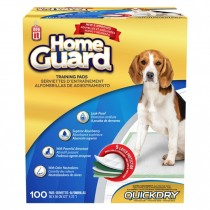 "Dogit Home Guard Training Pad 100 Pack - 56 cm x 56 cm (22"" x 22"")"