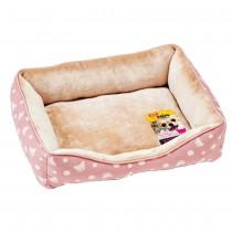 Marukan Rectangular Bed for Chihuahua and Small Dog