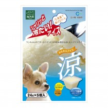 Marukan Vanilla Flavored Ice For Dogs 24g x 5 [DP824]