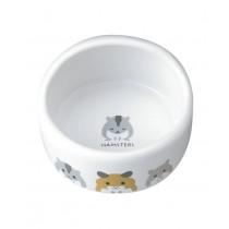 Marukan Hamster Hooded Dish [ES17]