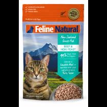 Feline Natural Freeze Dried Food Beef & Hoki - 320g