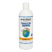Earthbath Shampoo Oatmeal & Aloe Fragrance Free
