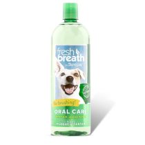 Tropiclean Fresh Breath Water Additive Original 16oz