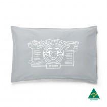 Snooza Organic Pet Futon Bed Ash Grey - Available in Mini, Original & Mighty