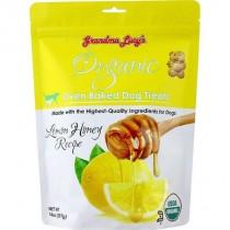 Grandma Lucy's Lemon Honey Oven Baked Dog Treats 14oz