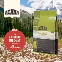Acana Cat All Breeds & Stages Grasslands - 5.4kg
