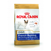 Royal Canin - Canine Breed French Bull Dog Adult 3kg