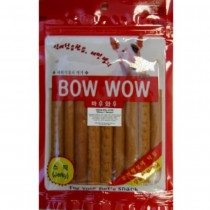 Bow Wow Dog Treats Cheese Stick with Salmon 120g