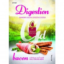 Greedy Dog Digestion Bacon