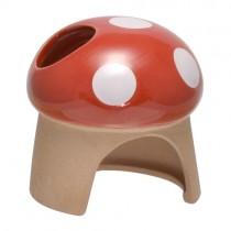 Wild Ceramic Mushroom House [WD539]