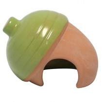 Wild Ceramic Acorn House [S55]