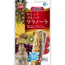 GRANOLA BAR WITH FRUIT & CEREAL MIX 2pcs