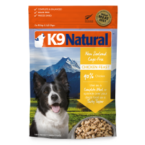 K9 Natural Freeze Dried Chicken Feast - 1.8kg