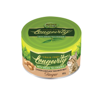 Nurture Pro Cat Canned Longevity GF Chicken & Tuna with Ginger - 80g