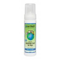 Earthbath Grooming Foam Dog Green Tea - 8oz