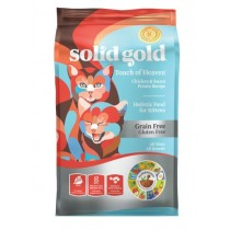 Solid Gold Cat Touch Of Heaven for Kittens - Chicken and Sweet Potato Recipe 6lbs