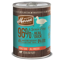 Merrick Dog Canned Grain Free - 96% Real Duck 374g