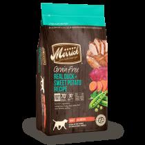 Merrick Dog Dry Grain Free Adult Duck & Sweet Potato - 25lbs