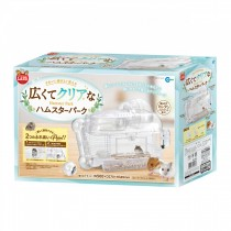 Marukan Clear Cage Hamster Park [ML222]