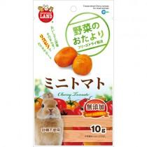 Marukan Freeze Dried Mini Tomato For Small Animals 10g [ML82]