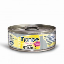 Monge Cat Canned Delicate Chicken 80g