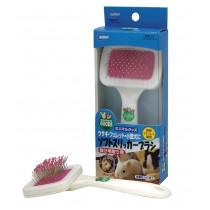 Marukan Soft Slicker Brush for Rabbit [MR37]