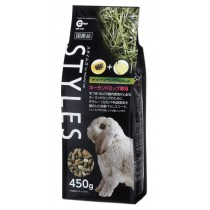 MARUKAN STYLES FOR HOLLAND LOP 450g [MR501]
