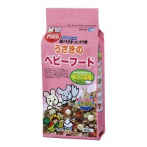 MARUKAN  RABBIT/CHINCHILLA BABY MAIN FOOD (FRUIT & VEGETABLE) 600g [MR532]