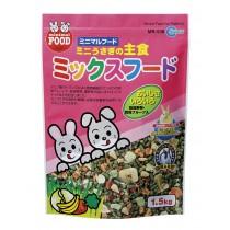 Marukan Mini Rabbit Main Mix 1.5kg [MR538]