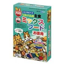 Marukan Hamster Main Food Mix 500g [MR544]