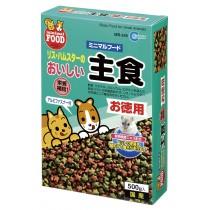 Marukan Hamster Main Food 500g [MR545]