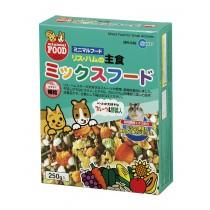 Marukan Hamster Main Food Mixed 250g [MR546]