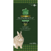 Marukan Premium Rabbit Food Maintence 600g [MR566]