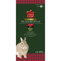 Marukan Premium Rabbit Food Maintence 600g [MR567]